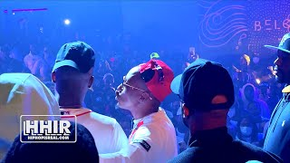 CASSIDY VS HITMAN HOLLA MAX OUT BATTLE PREVIEWS