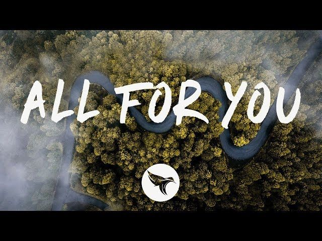 RYNX feat. Kiesza - All For You (Lyrics)