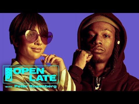 Joey Badass on XXL and J. Cole  + Casanova Talks Tekashi 69 | Open Late with Peter Rosenberg