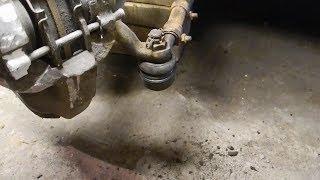 Как заменить пыльники у ВАЗ 2101-07