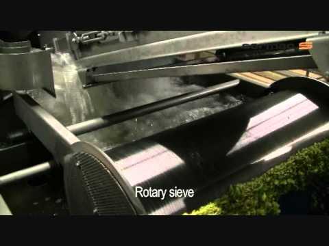 WWW.ITFOODONLINE.COM - Salad Washing Line, Salad Processing Machine