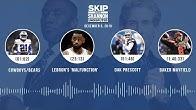 Cowboys/Bears, LeBron's 'malfunction', Dak Prescott, Baker Mayfield | UNDISPUTED Audio Podcast