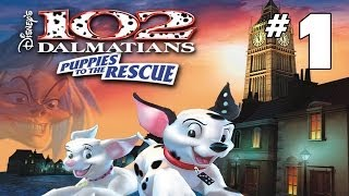 STOKED | 102 Dalmatians: Puppies to the Rescue - Episode 1 | Playthrough / Walkthrough / Gameplay