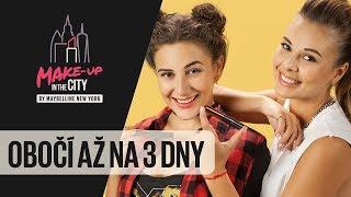 Make-up in the City w/ Monika Bagárová: Obočí až na 3 dny (Epizoda 11)