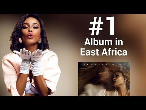 Album ya Vanessa Mdee imeuza kuliko zote Afrika Mashariki kwenye Boomplay Music, yaingiza mamilioni