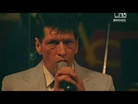 Herman Brood & His Wild Romance - Live # TILBURG 1997 (Better Sound!!)
