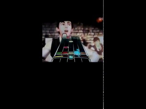 TBRB: The Beatles - I Saw Her Standing There 100% FC #526 (Guitar)