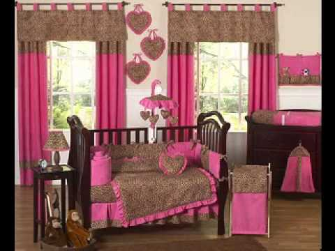 DIY Baby girls room decorating ideas - YouTube