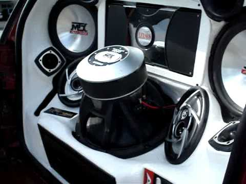 ford ecosport tuning nanzer car audio youtube. Black Bedroom Furniture Sets. Home Design Ideas