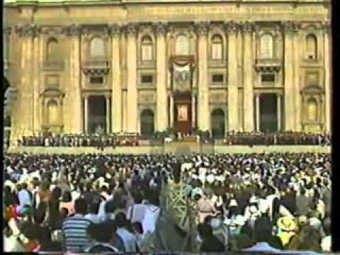 Đại lễ tuyên phong 117 Thánh Tử Đạo Việt Nam