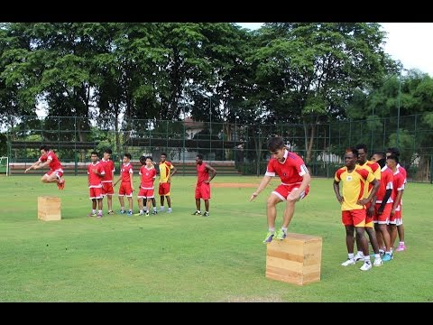 Plyometric Drills for Soccer Players - Soccer Training Info