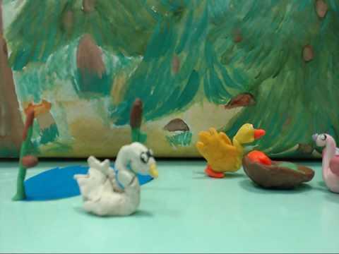 Мультфильм птичий рай