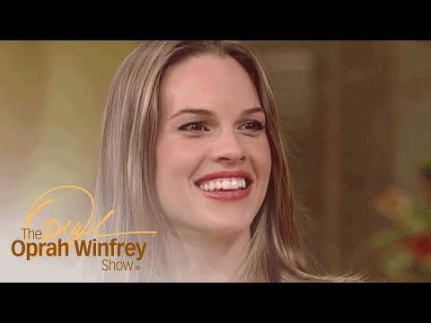How Hilary Swank Got Her Breakthrough Role  The Oprah Winfrey   Oprah Winfrey Network