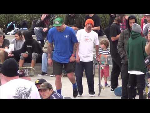 Anti Hero Skateboard Team Demo, Christchurch 2017