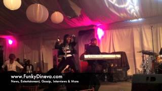 Latocha Scott (Xscape) Sings Just Kickin