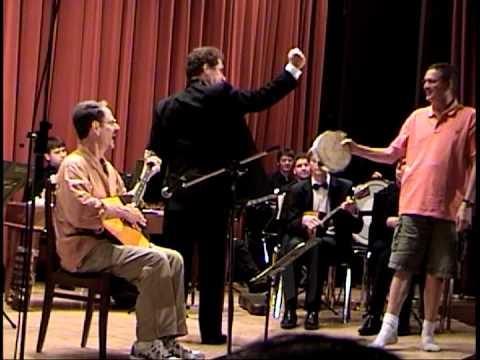 Steve Elman with Moscow Philharmonic.mpg