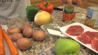 Jamez Cooks: Episode 22 - Italian Beef Stew