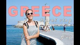 VLOG: часть 3 / Греция Родос Старый город / Greece Rhodes Old Town