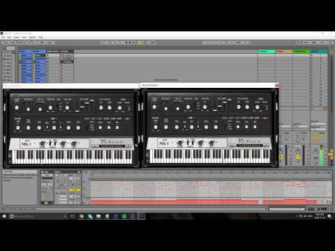 Velvet 2 VST Demoing Factory Patches (AIR Music Technology, 15 day trial)