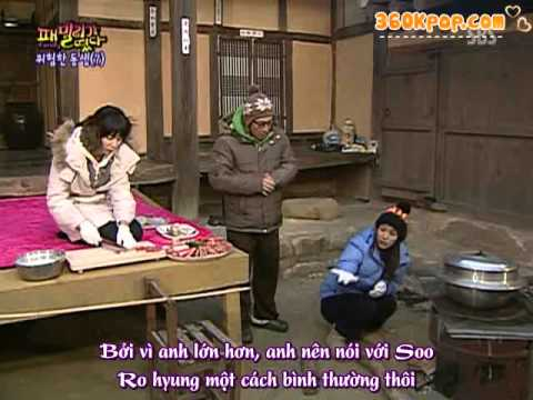 Family Outing Ep 32 {Daniel Henney} 360kpop [vietsub]
