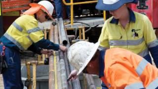 Coal seam gas extraction case study in the surat basin Australia.