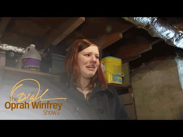The Girl Forced to Live in a Dog Cage Returns Home | The Oprah Winfrey Show | Oprah Winfrey Network