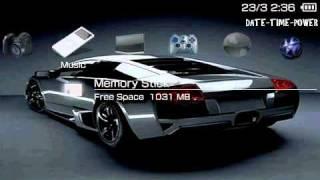 Lamborghini Theme Psp Free Download