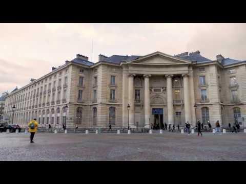 L'université Panthéon-Sorbonne en images