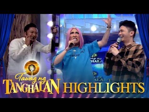 Vhong and Jhong put Vice Ganda in the hot seat | Tawag ng Tanghalan
