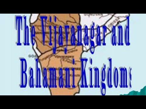 Medieval History: Vijaynagar and Bahmani Kingdom for all competitive examinations