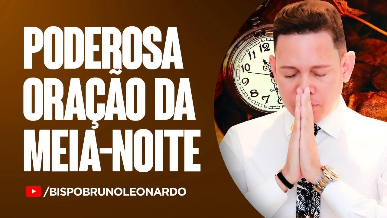 ORAÇÃO DA MEIA-NOITE-03 DE AGOSTO
