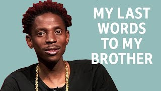 """Eric Omondi: """"My brother's cocaine addiction affected our relationship"""""""