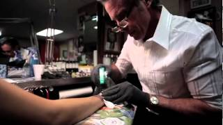 Artist Spotlight: Mark Mahoney-Gangster Grey
