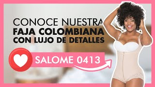 Fajas Salome 0413 Product Review