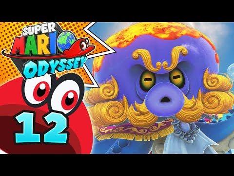 Super Mario Odyssey ITA [Parte 12 - BOSS - Mollusqe-Lanceau]