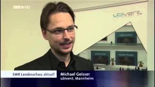 Sicherheit in der Wolke? Karlsruher Fachmesse Cloudzone für Cloud-Dienste - SWR Landesschau