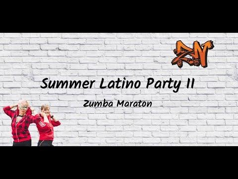 Zumba Summer Latino Party II