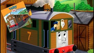 My Thomas Story Library - Toby - Book 4 - Thomas & Friends - HD