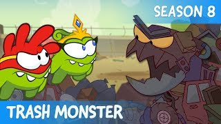 Om Nom Stories - Super-Noms: Trash monster (Сut the Rope)