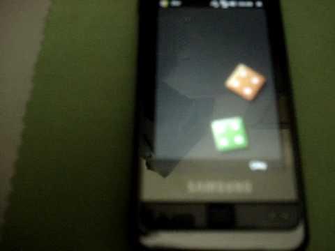 Samsung İ900 Omnia sbp shell