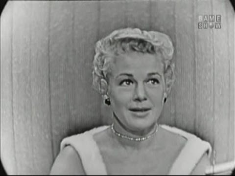 What's My Line? - Betty Hutton (Mar 4, 1956)