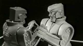 Old Marx Christmas Toy Commercial  #1