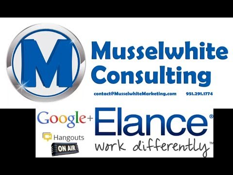 Elance Your Business - Elance Online Freelance | Musselwhite Consulting