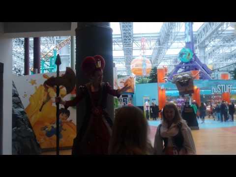 MALL OF AMERICA!! vlog#16 The Aquarium