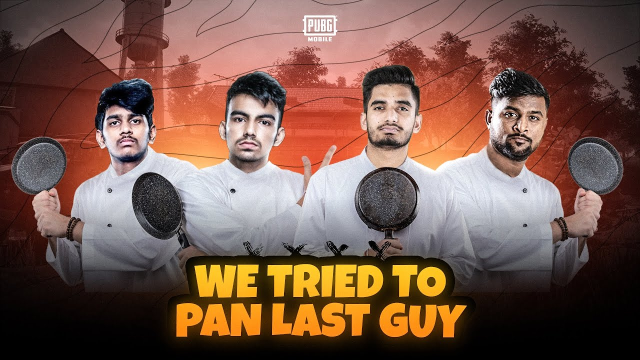 We Tried To Pan Last Guy in Scrim | TEAM ORANGE ROCK | PUBG MOBILE