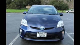 M-18 2012 Toyota Prius II - $12,995 (San Bruno)