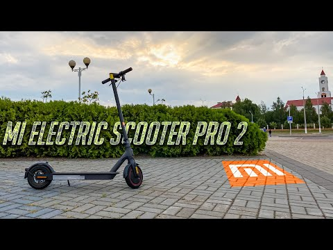Все о новом электросамокате Xiaomi Mi Electric Scooter Pro 2 (2020). ПОЛНЫЙ обзор