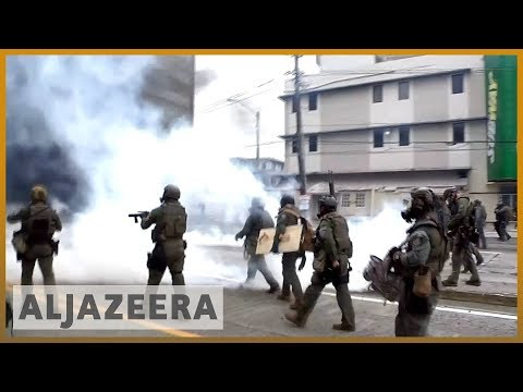 🇵🇷 Puerto Rico's May Day protest turns violent over austerity cuts | Al Jazeera English