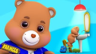Teddy Bear Teddy Bear Turn Around | Nursery Rhymes | Kids Songs | Children Rhymes by Farmees