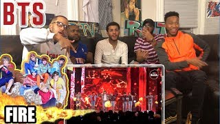 Download lagu  Fire Special Stage BTS COMEBACK SHOW BTS REACTION REVIEW MP3